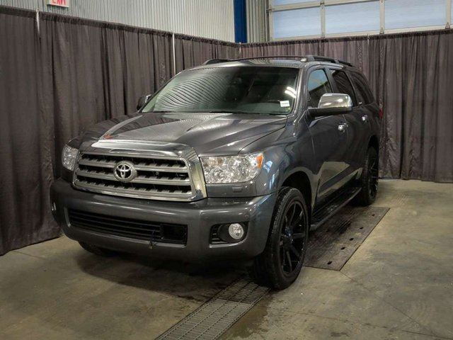 2014 TOYOTA SEQUOIA Platinum 5.7L V8 in Red Deer, Alberta