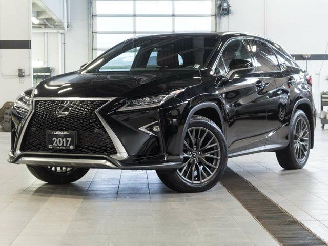 2017 LEXUS RX 350 F Sport Series 2 in Kelowna, British Columbia