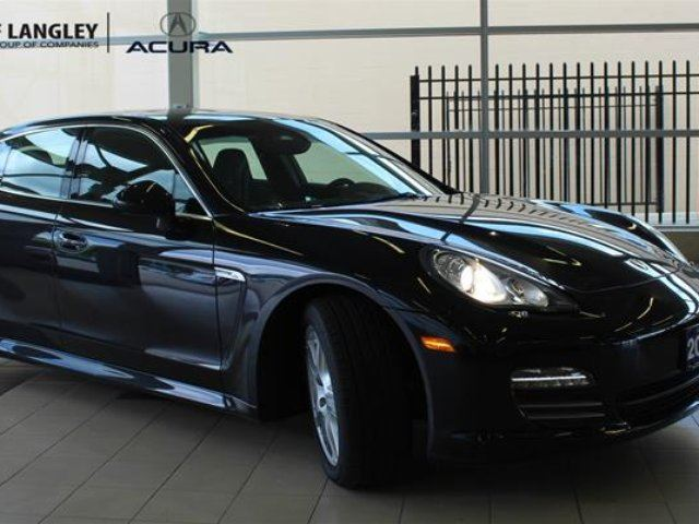 2010 PORSCHE PANAMERA 4S in Langley, British Columbia