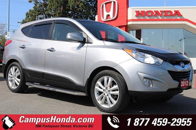 2012 HYUNDAI TUCSON Limited AWD  in Victoria, British Columbia