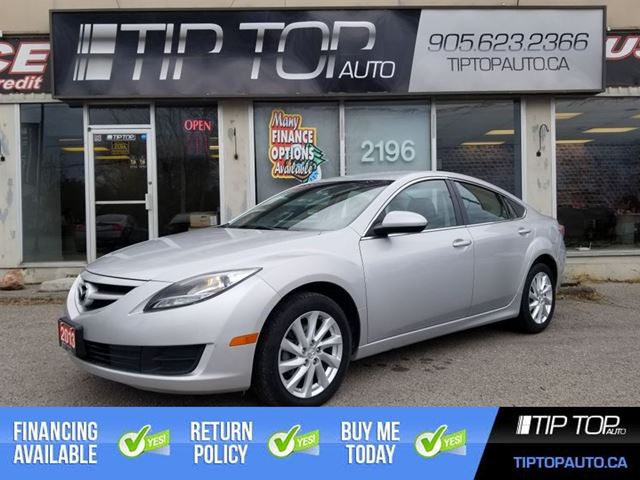 2013 MAZDA MAZDA6 GS **Bluetooth, A/C, Low KM** in Bowmanville, Ontario