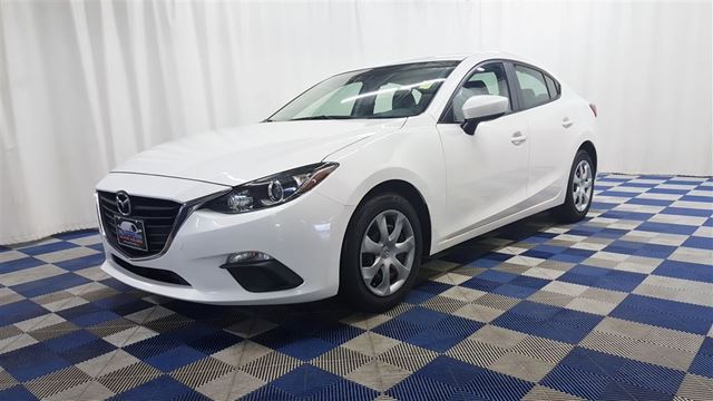 2014 MAZDA MAZDA3 GX-SKY/SMART KEY/BLUETOOTH/ONE OWNER in Winnipeg, Manitoba