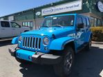 2017 Jeep Wrangler Unlimited Sahara in Lower Sackville, Nova Scotia