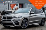 2016 BMW X5 M AWD BlindSpot Heat Seats Pano_Sunroof H/K Audio 21Alloys in Thornhill, Ontario