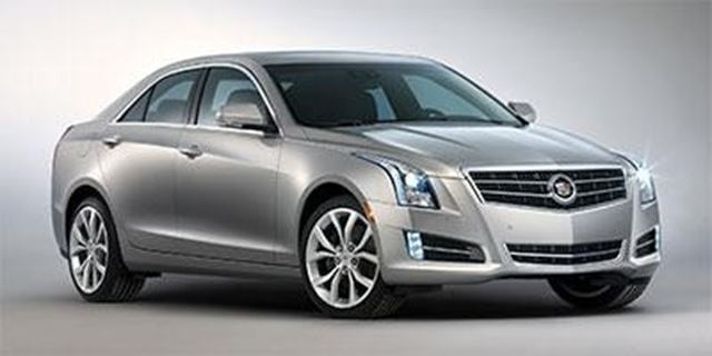 2014 CADILLAC ATS Luxury AWD in Aurora, Ontario