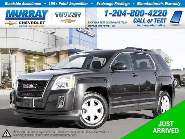 2015 GMC TERRAIN SLE in Winnipeg, Manitoba