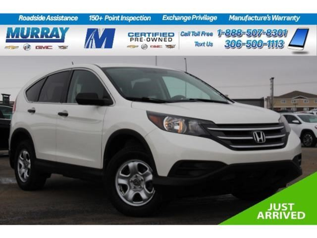 2013 Honda CR-V LX in Moose Jaw, Saskatchewan