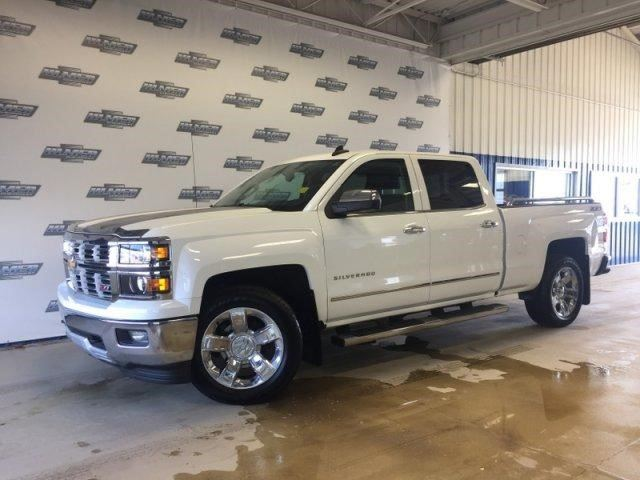 2015 Chevrolet Silverado 1500 LTZ in Lloydminster, Saskatchewan