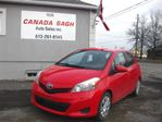 2014 Toyota Yaris AUTO/AC/ MINT 66km !!! 12M.WRTY+SAFETY $9990 in Ottawa, Ontario