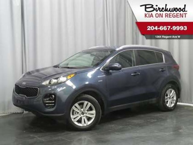 2017 KIA SPORTAGE LX **Just Arrived and Ready for you to Take Home! in Winnipeg, Manitoba