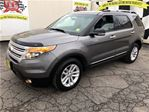2013 Ford Explorer XLT, Navigation, Leather, 3rd Row Seating, 4x4 in Burlington, Ontario