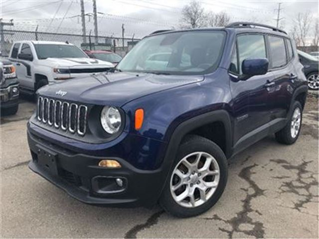 2016 JEEP RENEGADE North 4x4 NAVIGATION in St Catharines, Ontario