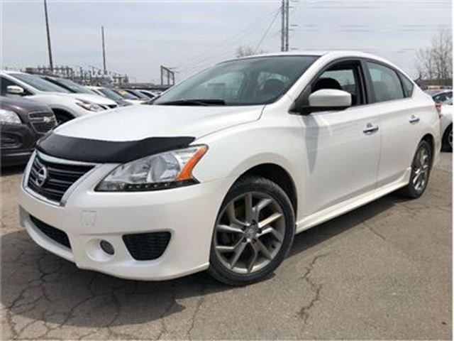 2013 NISSAN SENTRA 1.8 S NAVIGATION SUN ROOF MAGS in St Catharines, Ontario