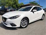 2015 Mazda MAZDA3 GS MOONROOF COLOUR DISPLAY SCREEN in St Catharines, Ontario