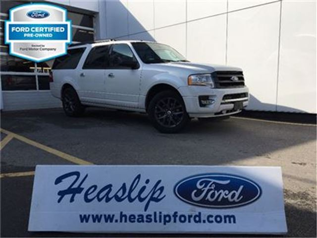 2017 Ford Expedition Limited - Certified Pre-Owned - 3.9% (OAC) in Hagersville, Ontario