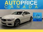 2015 BMW 435i XDrive M-PKG NAVIGATION AND MORE in Mississauga, Ontario