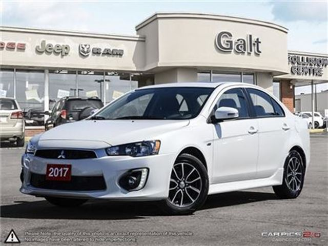 2017 MITSUBISHI LANCER ES   MANUAL in Cambridge, Ontario