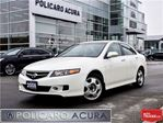 2008 Acura TSX 6 SPD 6speed, One owner, ONLY 88,638km! in Brampton, Ontario