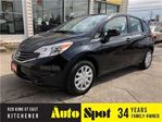 2014 Nissan Versa SV/LOW,LOW KMS/PRICED-QUICK SALE! in Kitchener, Ontario
