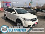 2014 Dodge Journey SXT   7PASS   REAR AIR in London, Ontario