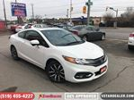 2015 Honda Civic EX-L Navi   LEATHER   ROOF   CAM in London, Ontario