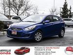 2013 Hyundai Accent 4Dr GL at in Oakville, Ontario