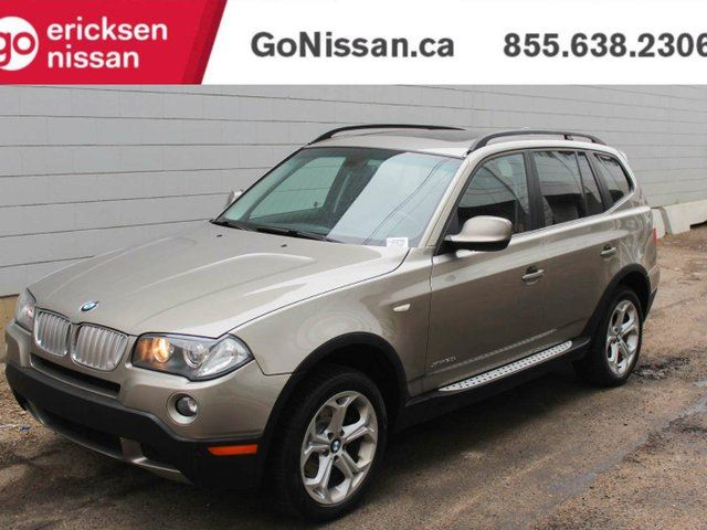 2010 BMW X3 xDrive30i, Great condition, Luxury AWD, Leather in Edmonton, Alberta