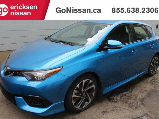 2016 SCION IM IM: BLUETOOTH, AUTOMATIC, AIR in Edmonton, Alberta