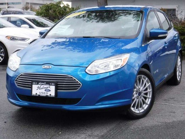 2014 FORD FOCUS Electric w Leather, Navigation in Surrey, British Columbia