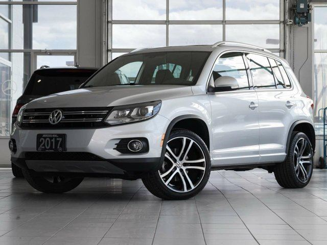 2017 VOLKSWAGEN TIGUAN Highline 4dr All-wheel Drive 4MOTION in Kelowna, British Columbia