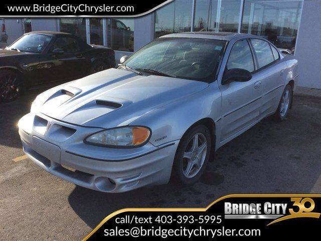 2003 PONTIAC GRAND AM GT in Lethbridge, Alberta