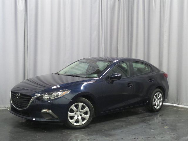 2016 MAZDA MAZDA3 GX *Touch Screen/Bluetooth* in Winnipeg, Manitoba