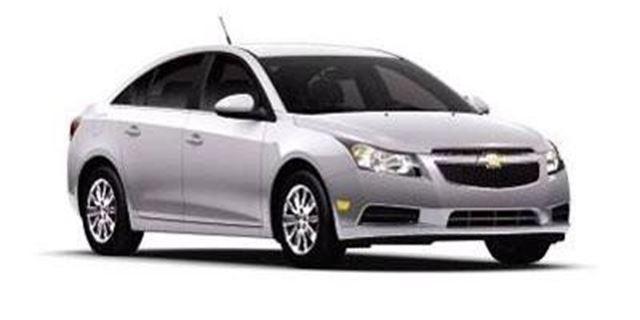 2013 CHEVROLET CRUZE LT Turbo in North Vancouver, British Columbia