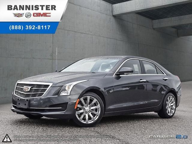 2017 CADILLAC ATS Luxury AWD in Kelowna, British Columbia