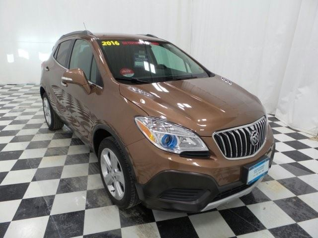 2016 BUICK Encore           in Woodstock, New Brunswick