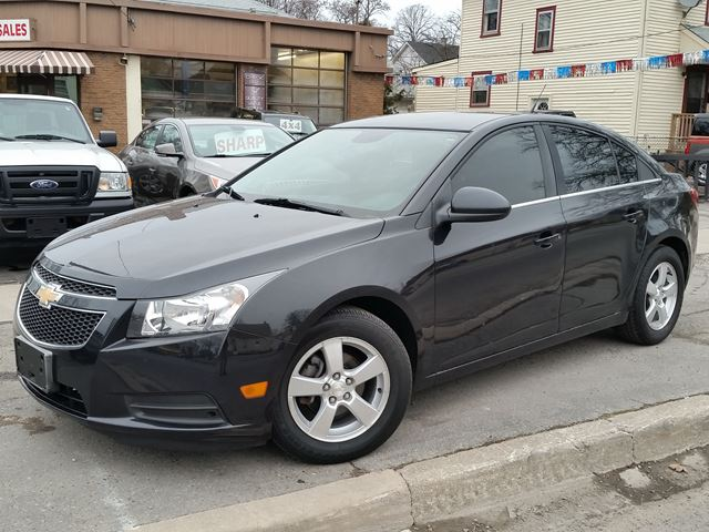 2014 CHEVROLET CRUZE 2LT turbo bluetooth leather in St Catharines, Ontario