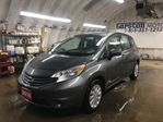 2016 Nissan Versa SV*PHONE CONNECT*BACK UP CAMERA*CLIMATE CONTROL*TR in Cambridge, Ontario