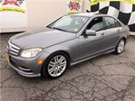 2011 Mercedes-Benz C-Class 300, Automatic, Leather, Sunroof, AWD in Burlington, Ontario