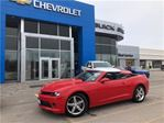 2014 Chevrolet Camaro 2LT CONVERTIBLE AUTO LEATHER READY FOR SPRING!!! in Orillia, Ontario