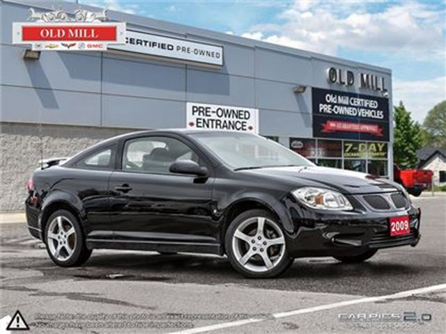 2009 PONTIAC G5 SMH at this BEAUTY in Toronto, Ontario