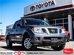 2018 Nissan Frontier Crew Cab SV 4x4 at in Bolton, Ontario