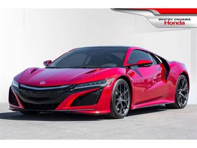 2017 ACURA NSX Hybrid   Automatic   Navigation in Whitby, Ontario