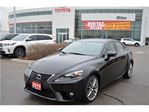 2015 Lexus IS 250 AWD Ventilated Seats,Navigation,Blind Spot Monitor in Milton, Ontario