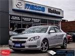 2009 Chevrolet Malibu 2LT AT Alloy Leather Power & Heated seats in Markham, Ontario