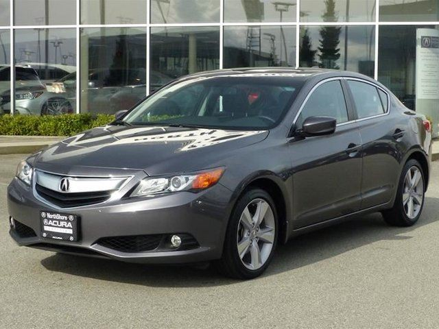 2015 ACURA ILX Tech at Certified! in North Vancouver, British Columbia