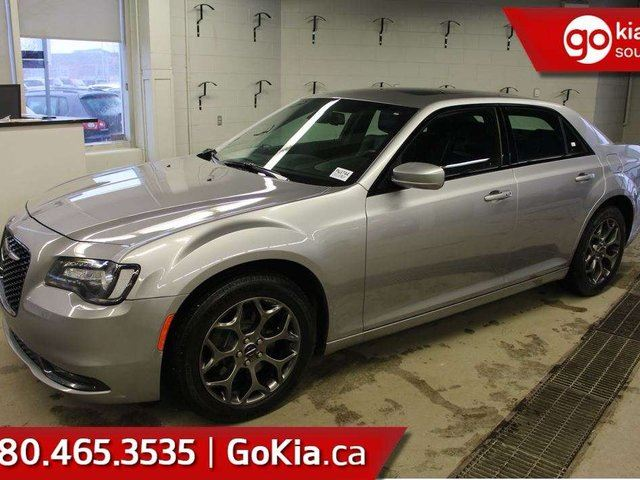 2017 CHRYSLER 300 300S; AWD, NAV, LEATHER, PANORAMIC SUNROOF in Edmonton, Alberta