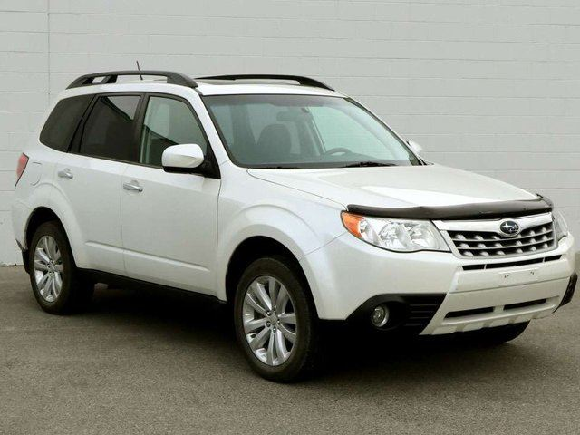 2011 SUBARU FORESTER Touring Package 4dr All-wheel Drive in Penticton, British Columbia