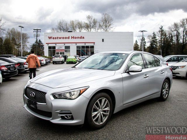 2014 INFINITI Q50 Premium in Port Moody, British Columbia