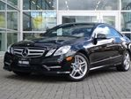 2012 Mercedes-Benz E-Class Coupe in Vancouver, British Columbia