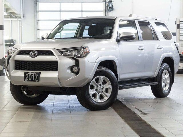 2017 TOYOTA 4RUNNER SR5 Upgrade Package in Kelowna, British Columbia
